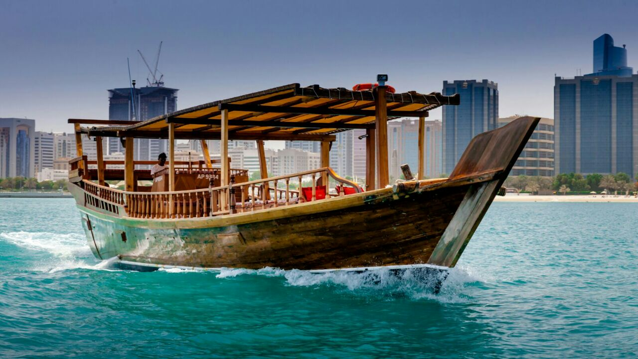 25 persons Dhow Cruise from Marina